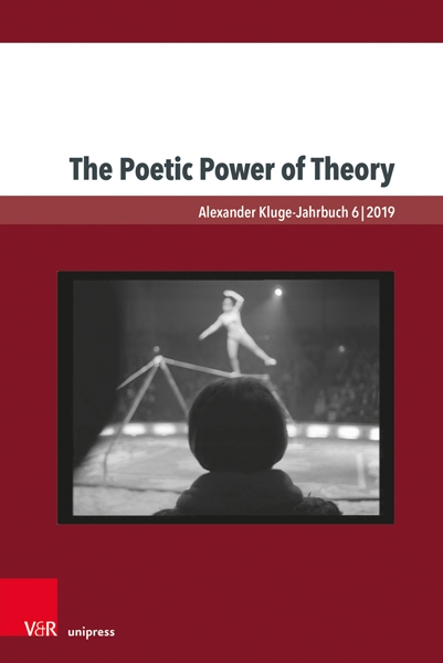 Cover: The Poetic Power of Theory